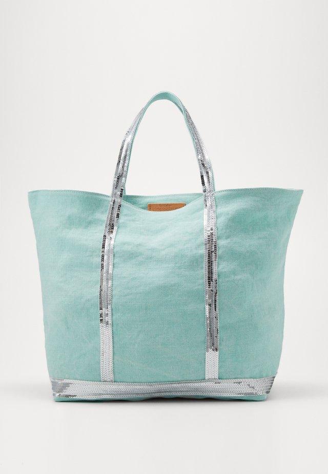 CABAS GRAND - Shopping Bag - lagon