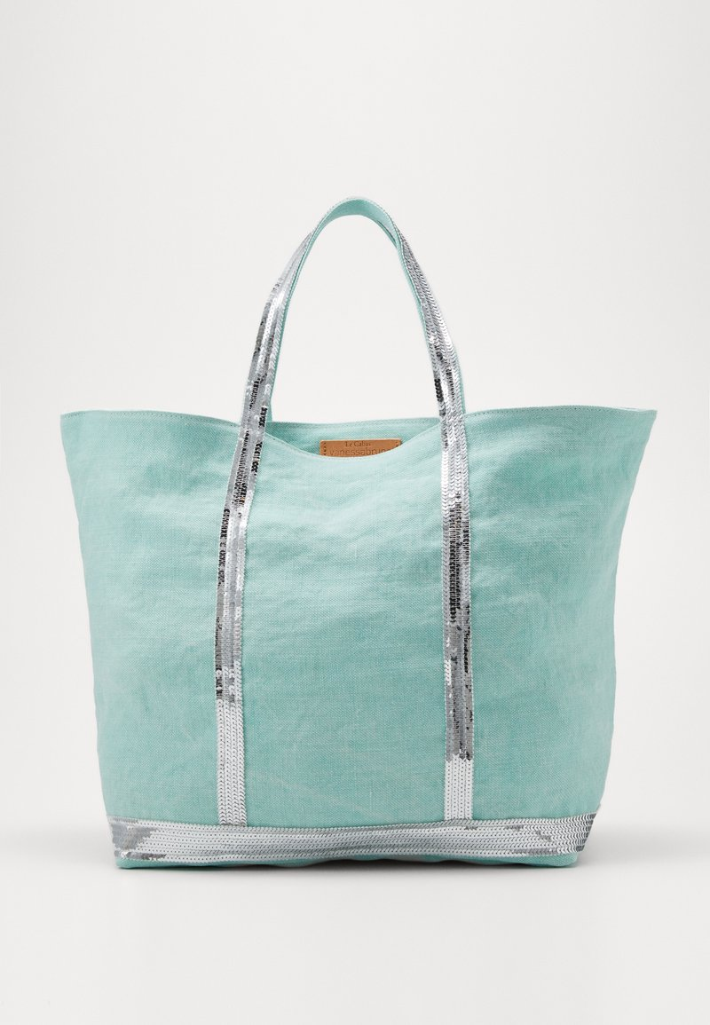 Vanessa Bruno - CABAS GRAND - Shopping bags - lagon