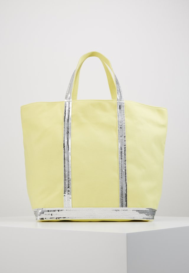 CABAS MOYEN - Shopping Bag - jaune citron