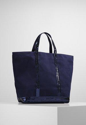 CABAS MOYEN - Bolso shopping - indigo