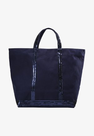 CABAS MOYEN - Velká kabelka - indigo