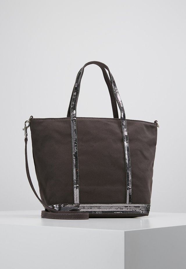 CABAS PETIT - Across body bag - anthracite