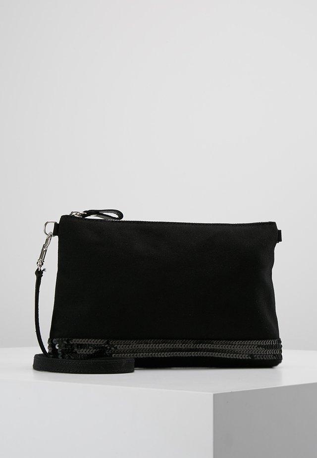 POCHETTE EPAULE - Sac bandoulière - noir