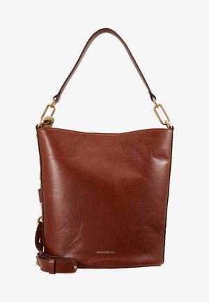 HOLLY SAC SEAU - Handbag - cognac