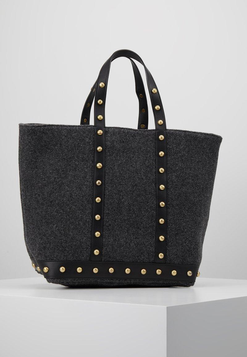 Vanessa Bruno - CABAS MOYEN - Shopping bag - anthracite
