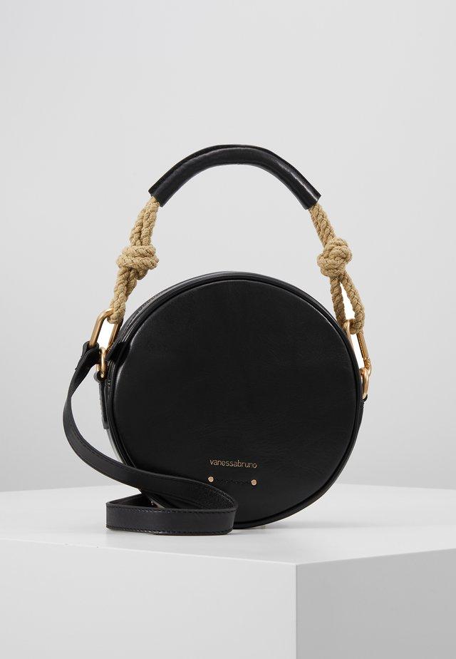 HOLLY ROND - Handbag - noir