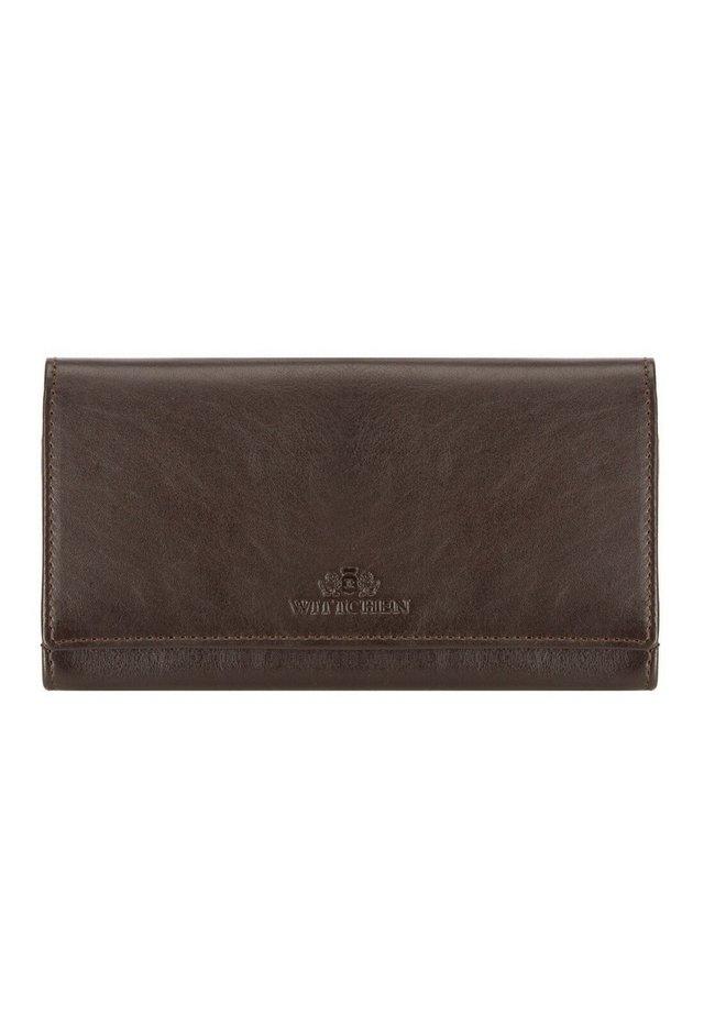 FLORENCE - Wallet - braun