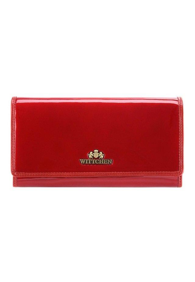 VERONA - Wallet - rot