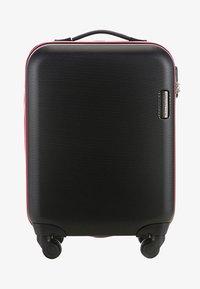 Wittchen - KLEINER KOFFER - Wheeled suitcase - black - 0