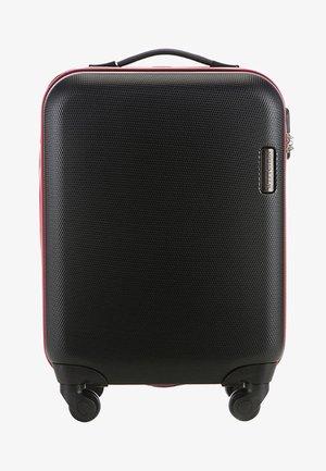 KLEINER KOFFER - Wheeled suitcase - black