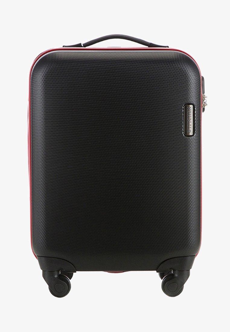 Wittchen - KLEINER KOFFER - Wheeled suitcase - black