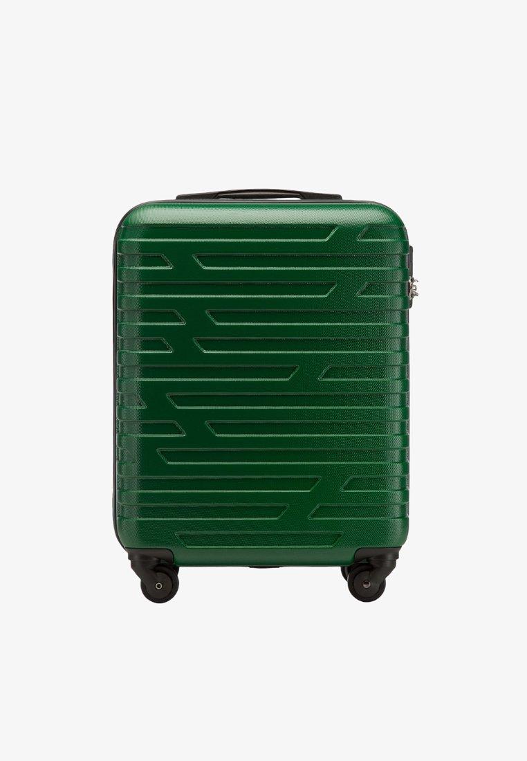 Wittchen - Wheeled suitcase - dark green