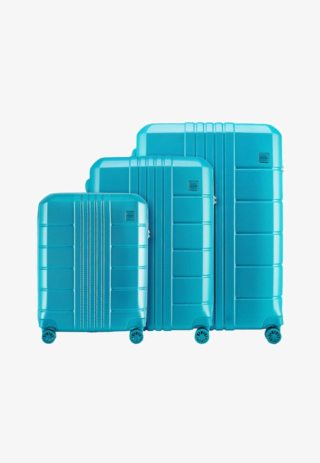 TRAIL STYLE 2 SET - Luggage set - türkis