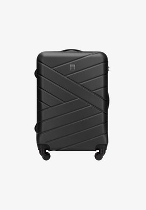 GROOVE LINE - Wheeled suitcase - schwarz