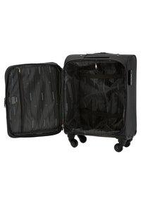 Wittchen - TRAVEL - Wheeled suitcase - black - 4
