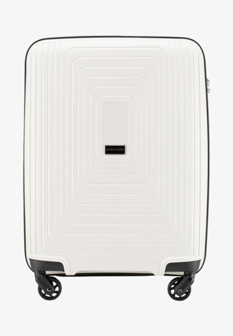 Wittchen -  PULSE - Wheeled suitcase - white