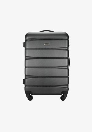 GROOVE - Wheeled suitcase - graphit