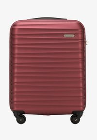 Wittchen - GROOVE LINE - Wheeled suitcase - red - 0