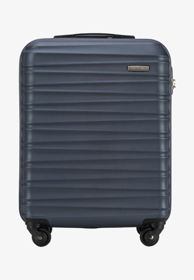Wittchen - GROOVE LINE - Wheeled suitcase - blue