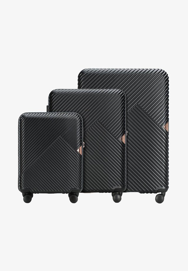 GL STYLE - Luggage set - black