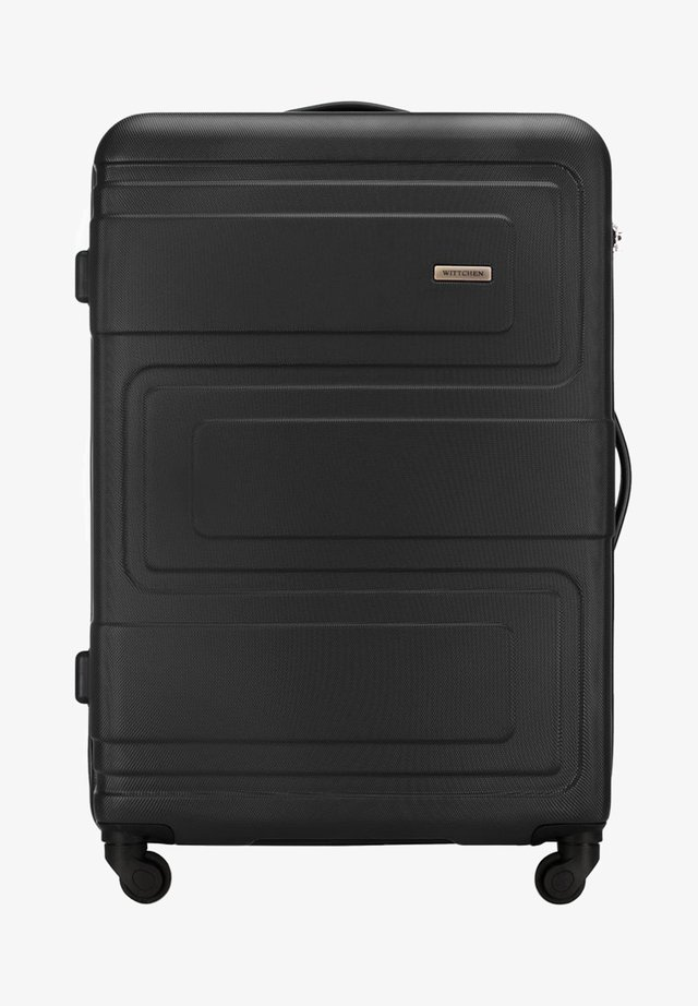 VIP COLLECTION - Wheeled suitcase - black