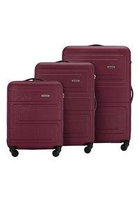 Wittchen - SET - Luggage set - burgund - 0