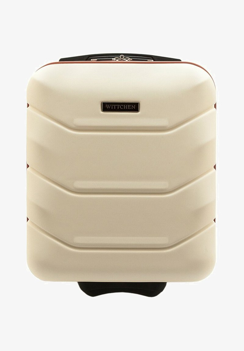 Wittchen - Wheeled suitcase - beige