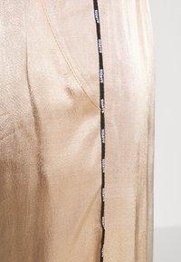 10DAYS - WIDE PANTS - Kalhoty - champagne - 4