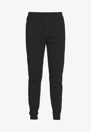 SOFT CHINO  - Spodnie treningowe - black