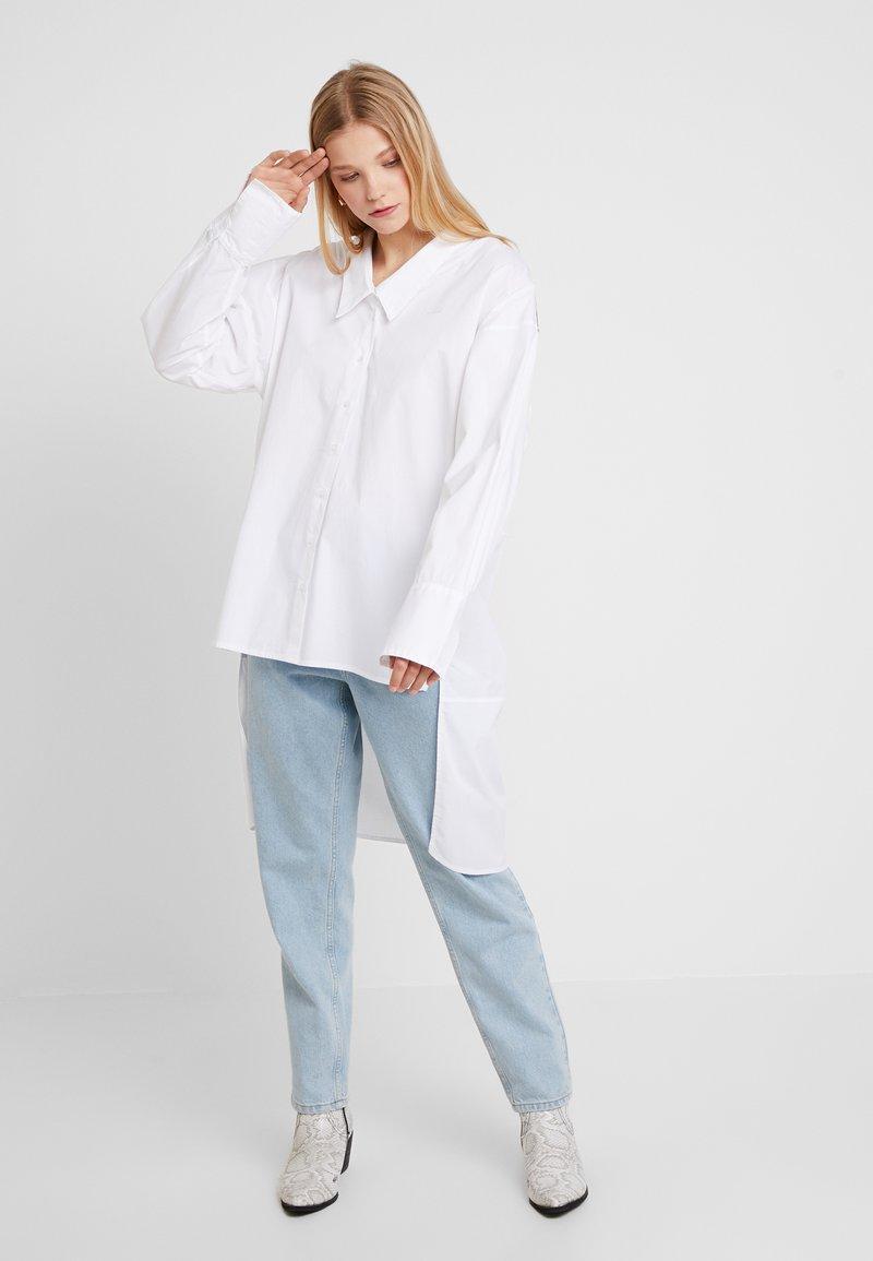 10DAYS - DRESS - Blouse - white