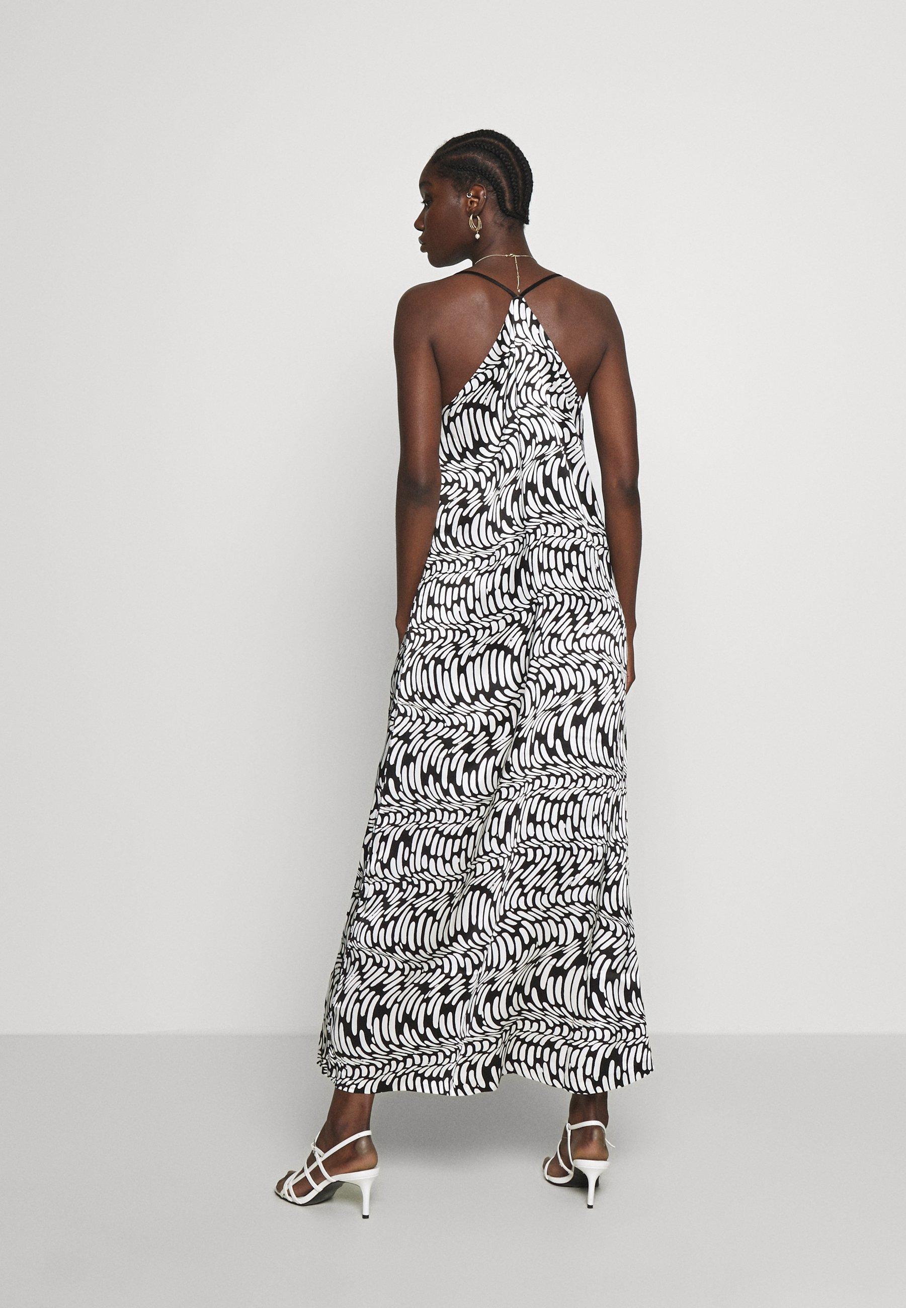 10DAYS LONG DRESS WAVE - Sukienka letnia - ecru
