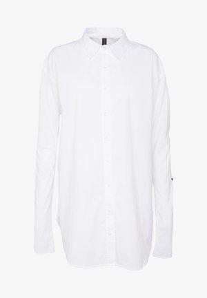 TUNIC DRESS - Shirt dress - white