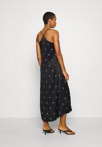 10DAYS - LONG DRESS MEDAL - Maxikleid - black - 2