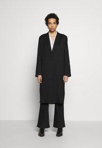 10DAYS - JACKET - Classic coat - black - 0