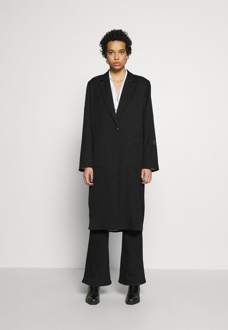 10DAYS - JACKET - Classic coat - black