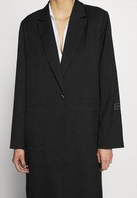10DAYS - JACKET - Classic coat - black - 8
