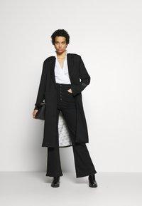 10DAYS - JACKET - Classic coat - black - 1