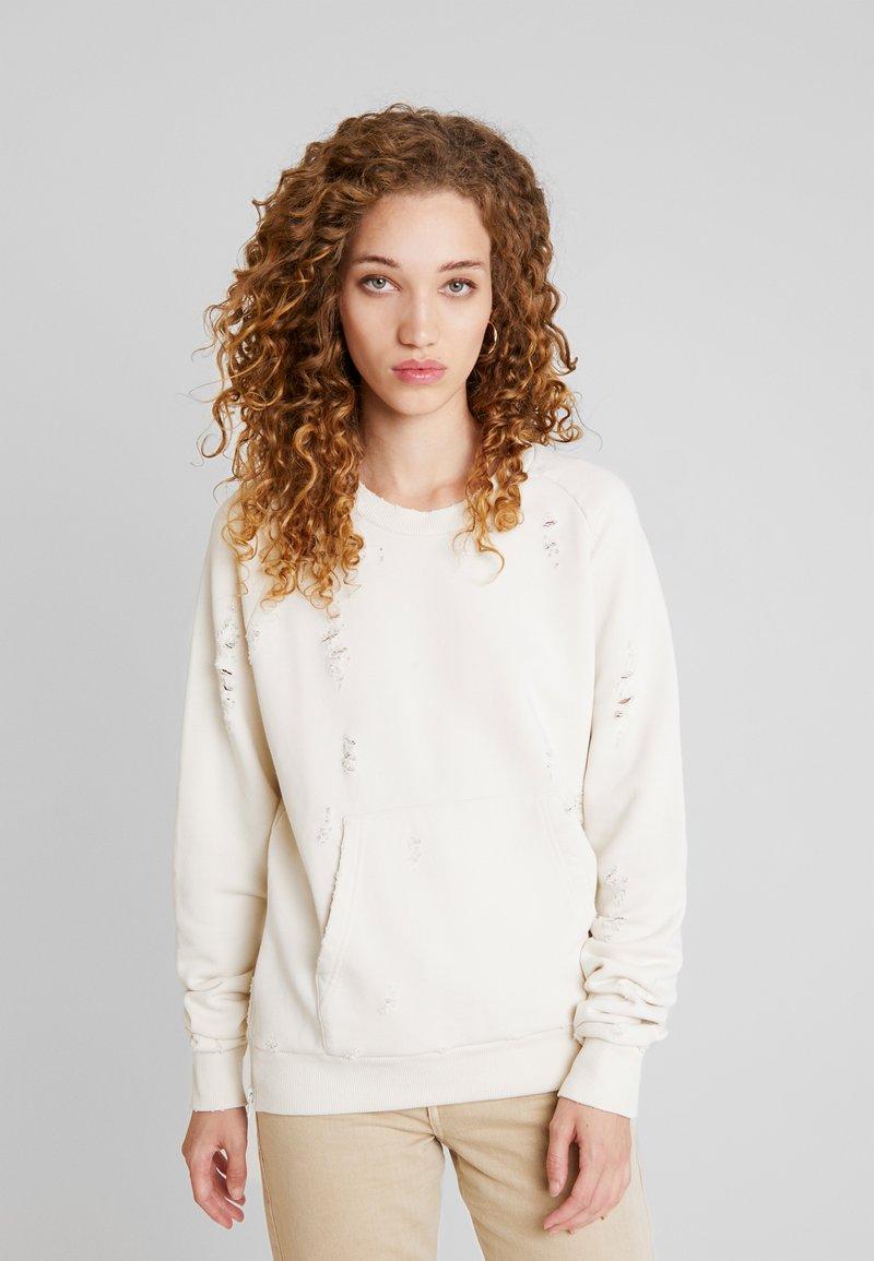 10DAYS - Sweatshirt - winter white