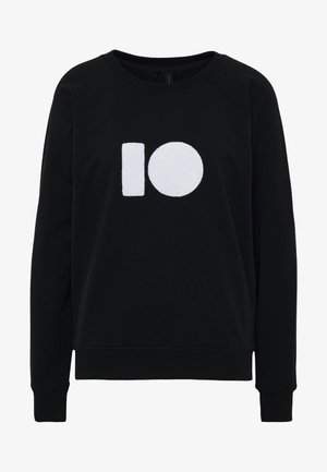 TERRY - Sweatshirt - black