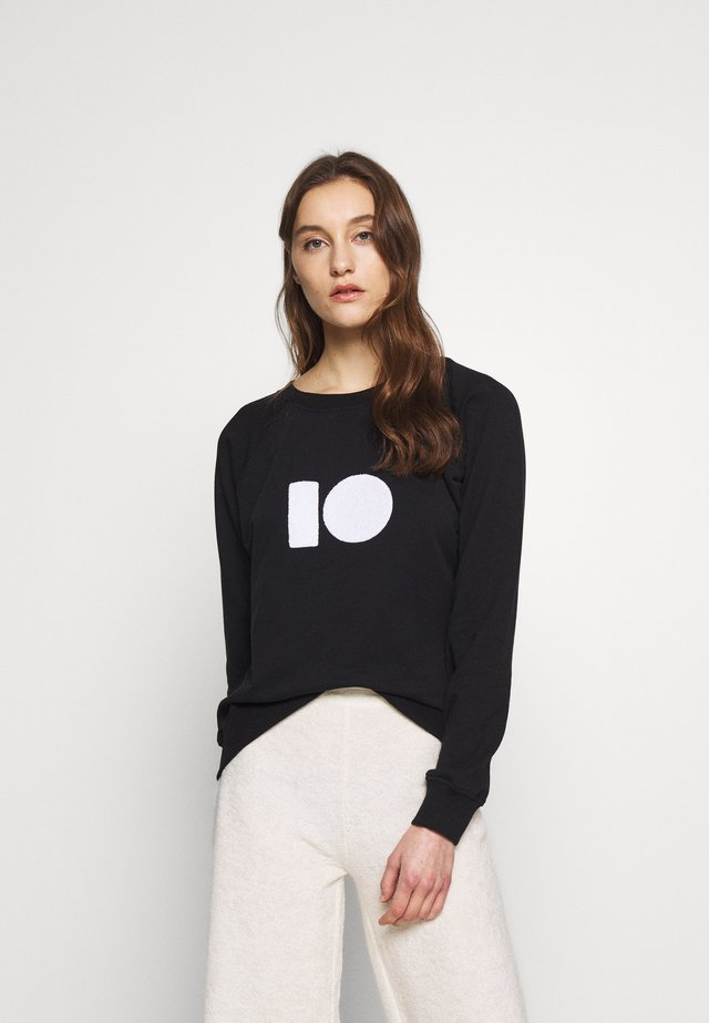 TERRY - Sweatshirt - black