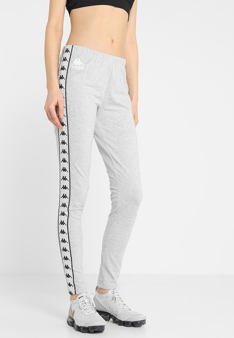 Kappa - EMILIA - Leggings - Trousers - grey