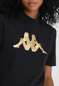 Kappa - EFFI - T-shirts print - black - 4