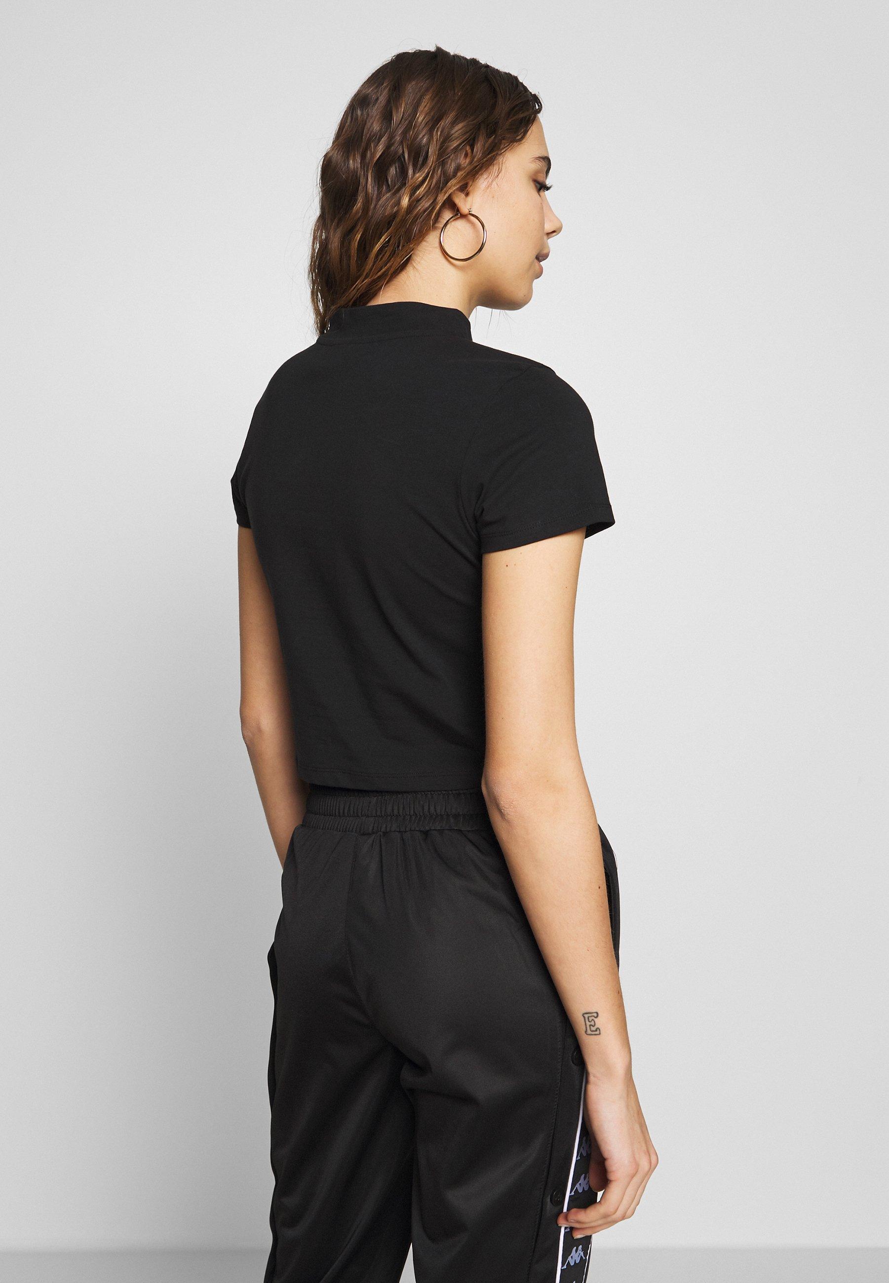 Kappa GABY - T-shirts med print - caviar