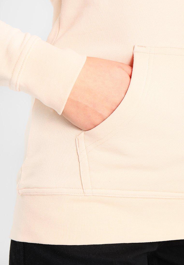 Kappa AUTHENTIC ZIMY - Hoodie - pink peach