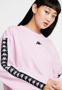 Kappa - VILLA - Sweatshirt - pink lavender - 3