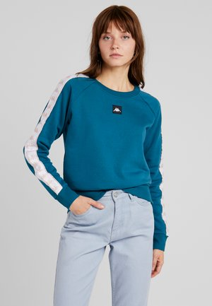 FLAVIA - Sweatshirt - blue coral
