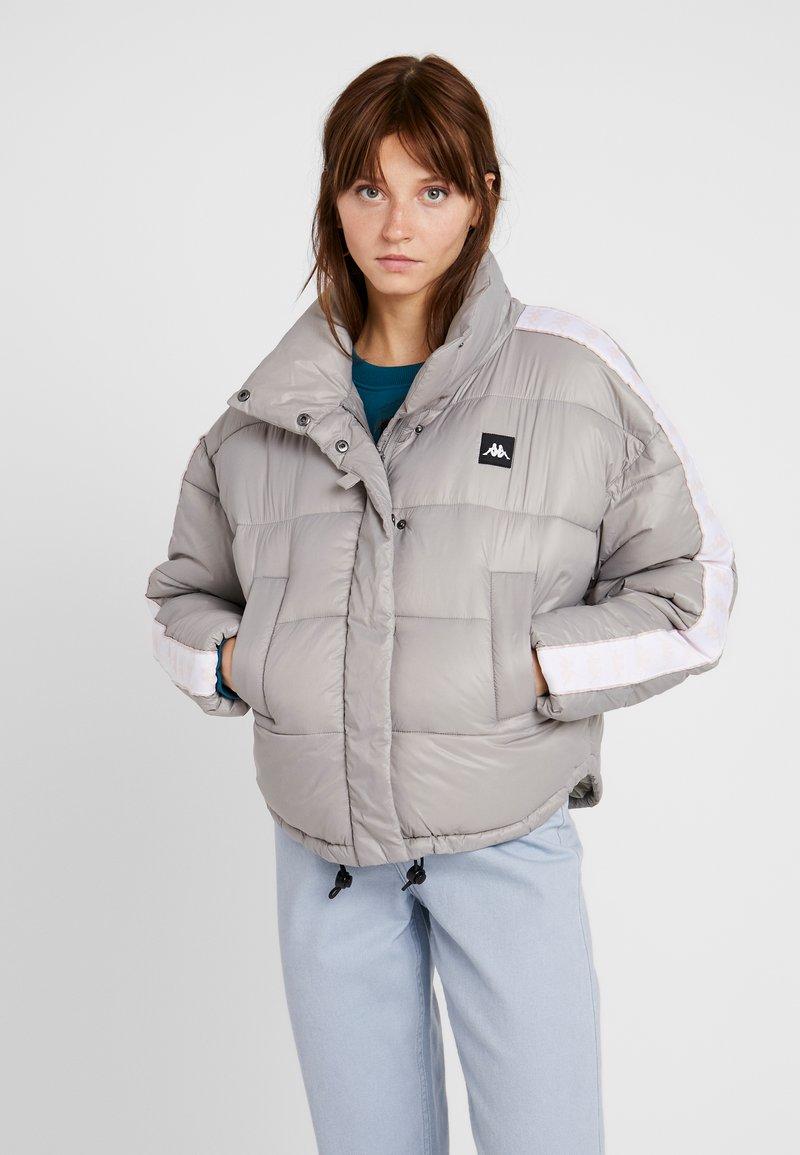 Kappa - FABIANA - Light jacket - flint gray