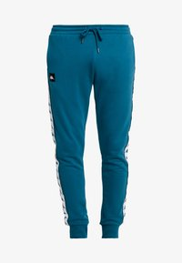 Kappa - FILL - Tracksuit bottoms - blue coral - 3