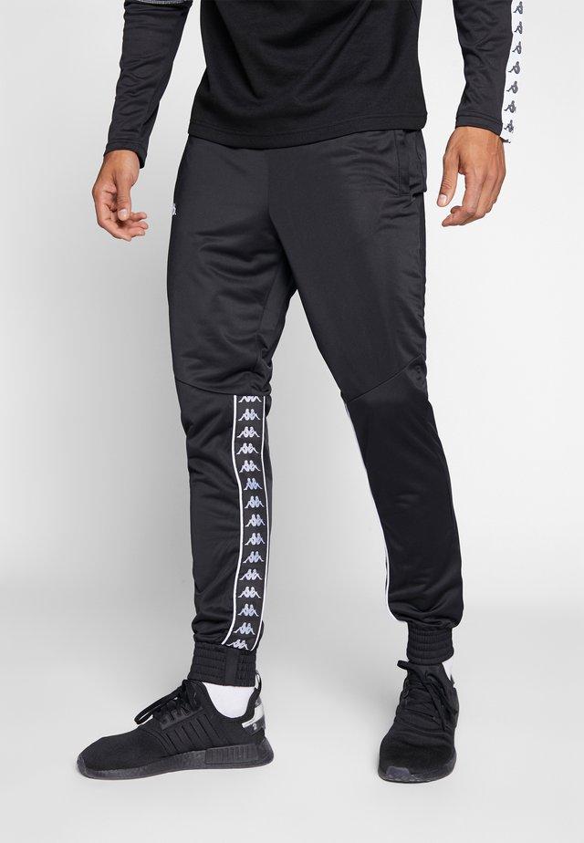GERHOLT - Spodnie treningowe - caviar