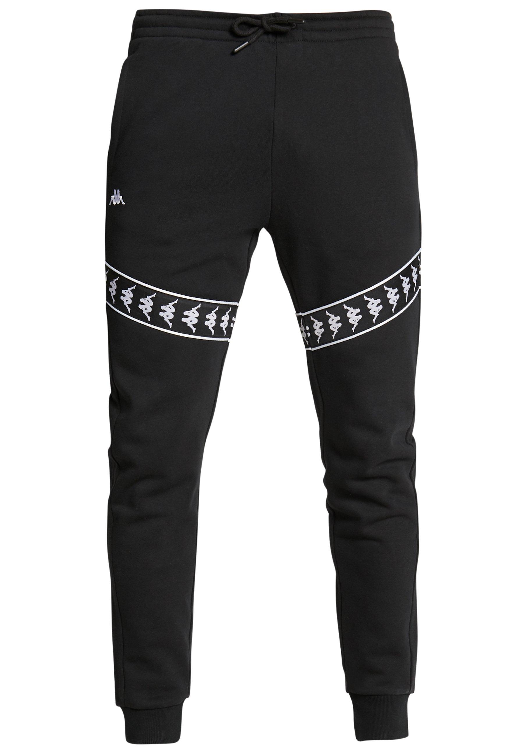 Kappa GERNOS - Spodnie treningowe - caviar